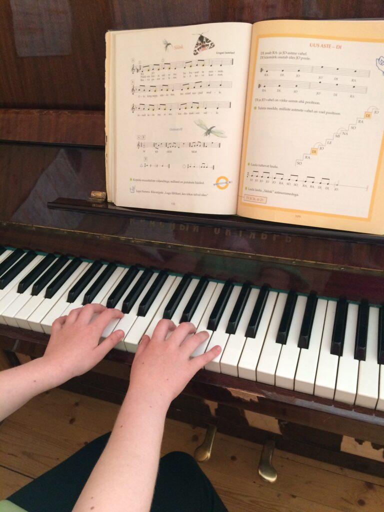 Muusikakooli õpilaste kontsert